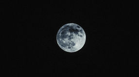 Lune Photo stock