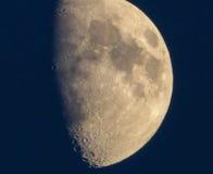 Lune Photographie stock libre de droits