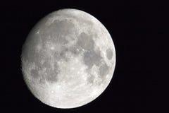 Lune en octobre Photo libre de droits