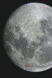 Lune la nuit Image libre de droits