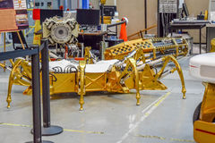 Lune Rover de la NASA photographie stock