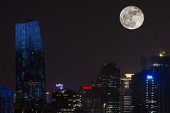 Lune superbe Photos libres de droits