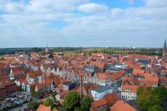 Luneburg, Нижняя Саксония, Германия стоковые изображения