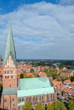 Luneburg, Bassa Sassonia, Germania Immagini Stock Libere da Diritti