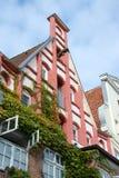 Luneburg Låg-Sachsen, Tyskland royaltyfri foto