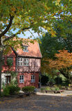 Luneburg Låg-Sachsen, Tyskland Arkivfoto