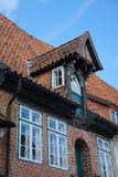 Luneburg Låg-Sachsen, Tyskland royaltyfria foton