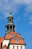 Luneburg Låg-Sachsen, Tyskland arkivbild