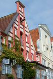 Luneburg, Lower-Saxony, Germany Stock Image