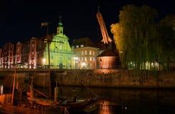 Luneburg, Lower-Saxony, Germany Stock Image