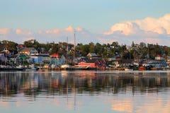 Lunenburg, Новая Шотландия Стоковое Изображение
