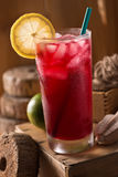 Lunenburg Blueberry Lemonade Royalty Free Stock Photo