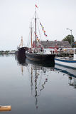 Lunenburg Harbour Royalty Free Stock Photography