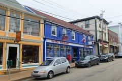 Lunenburg, la Nouvelle-Écosse, Canada photos stock