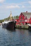 Lunenburg Nova Scotia Arkivbilder