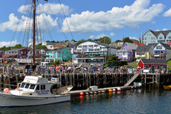 Lunenburg, Nova Scotia Royalty Free Stock Image
