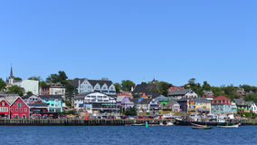 Lunenburg, Nova Scotia, Canada Royalty Free Stock Images