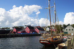 Lunenburg Royalty Free Stock Photo