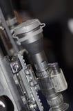Lunette de fusil Photo libre de droits