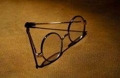 Lunettes photographie stock