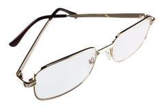 lunettes d'isolement Photo libre de droits