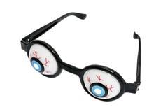 lunettes de nouveauté Image libre de droits