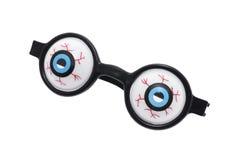 lunettes de nouveauté Photos libres de droits