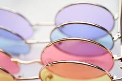 Lunettes de soleil à la mode modernes Image libre de droits