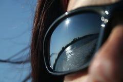 lunettes de soleil Photographie stock libre de droits