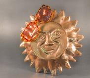 Lunettes de soleil d'usage Photo libre de droits