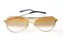 lunettes de soleil de mens Photos stock
