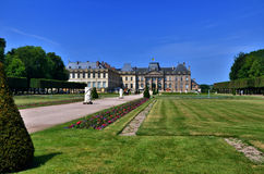 Luneville, French destination Royalty Free Stock Photo
