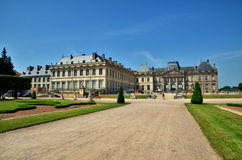 Luneville, French destination Royalty Free Stock Images