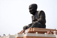 Lung Poh Toe Wat Huy Mong Kol,Buddhism statue Stock Photos