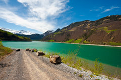 Lungern Royalty Free Stock Photography