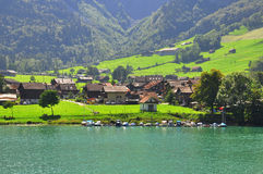 Lungern, Switzerland Royalty Free Stock Images