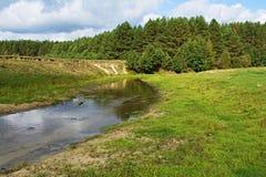 Lungo il fiume _2 Fotografia Stock Libera da Diritti