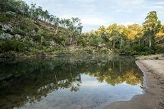 Lungo il fiume di Avon fotografia stock