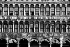 Lungo San Marco, Venezia immagini stock libere da diritti