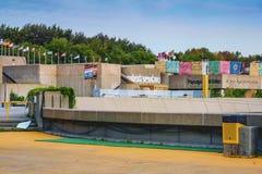 Lungomare dello Stadio Olimpico Fotografia Stock