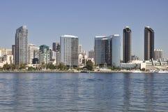 Lungomare di San Diego Fotografia Stock