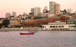 Lungomare di San Francisco fotografia stock libera da diritti