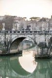 Lungotevere Fotografia Royalty Free