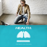 Lungs Medicine Pneumonia Asthma Bronchitis Concept Stock Photography