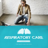 Lungs Medicine Pneumonia Asthma Bronchitis Concept Royalty Free Stock Photography