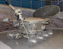 Lunokhod-1 -第一在世界自动自走单位 免版税库存照片