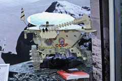 Lunokhod 1 moon vehicle Royalty Free Stock Photography