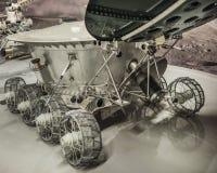 Lunokhod-1 - pierwszy w światowej automatycznej samojezdnej jednostce Zdjęcie Royalty Free