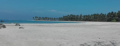 lunTaung海岛 免版税库存图片