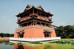 Luo Dai, China: Five Phoenix Tower Royalty Free Stock Photos